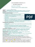 179596974 Secuencia Didactica Bloque 2 La Nutricon Ciencias 1 Biologia Oct Nov Dic 2013 Docx