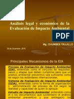 Análisis Legal y Económico de La EIAmod CLASE 1.1