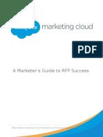 Digital Marketing Rfp Questionnaire Template 10.31