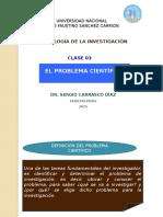 Clase 03 El Prob. Cientifico