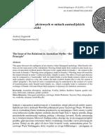 Szyjewski Studia Religiologica Problem Relacji Płciowych w Mitach Australijskich_zasada Matrioszki