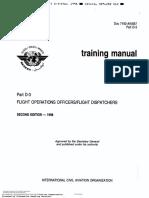 Icao Doc 7192 An857 Part d3