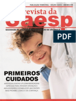 MUHM em matéria da Revista SAESP sobre Museus de História da Medicina