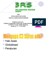 k3rs Pasient Safety Komite Mutu k3