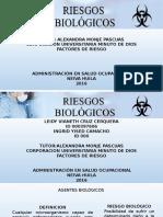 Exposicion Riesgo Biologico