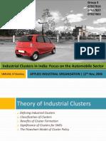 automobileclustersinindia-101016234440-phpapp01