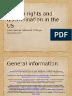 Human Rights USA Bun Pp