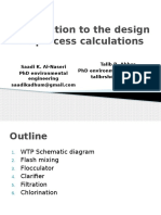 4.Introduction to the Design and Process Calculations [542089]