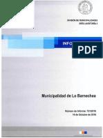 Informe Final 721-16 Municipalidad de Lo Barnechea