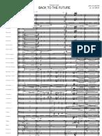 Back to the Future - Partitura Maestro