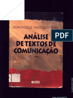 Dominique Maingueneau - Análise De Textos De Comunicação- gerlice.pdf