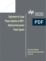 OnS - Deployment of Large Phasor Systems