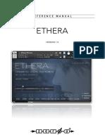 Ethera Reference Manual