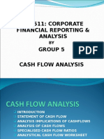 Cash Flow Analysis Presentation