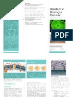Folleto Biologia Celular Tema 2