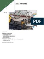 Tutorial Substituição Bomba e Filtro de Gasolina (1)
