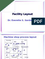 3 Facility Layout