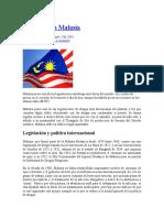 Cannabis en Malasia