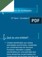 Clasificación de Entidades (4)