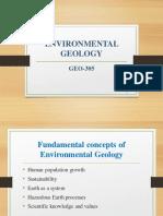 Fundamental Concepts Lecture Handouts