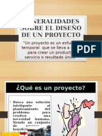 Exposicion  Proyectos