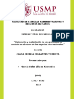 Internacional Buss Law - EnTREGA 4