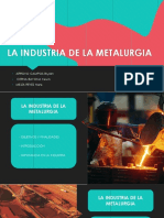 La Industria Metalurgica