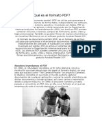 El Formato PDF