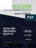 2015 Annual U.S. PE Breakdown Hlq