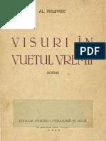 Alexandru Philippide - Visuri În Vuietul Vremii - Poeme