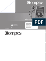 Compex Mi-fitness Fr, De, It, En, Es, Nl