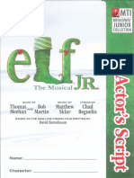 Christmas Carol Musical Script.Muppet Christmas Carol Script Word Ebenezer Scrooge Tiny