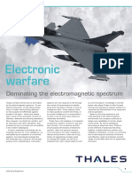Thales Electronic Warfare