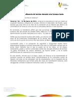 24 03 2016 - El gobernador Javier Duarte de Ochoa en entrevista con medios de comunicación