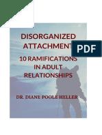 Disorganized Attachment - Word