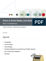 10. Point to Point Radio Link Design Final