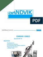 1. Capacitacion Onram DE130