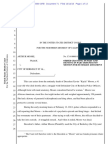 Order on Summary Judgment in Moore v. City of Berkeley