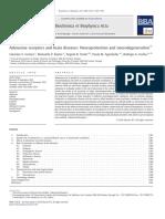+Gomes CV 2011 Adenosin receptors and brain diseases