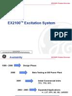EX2100 Excitation System