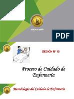 Proceso Del Cuidado de Enfermeria