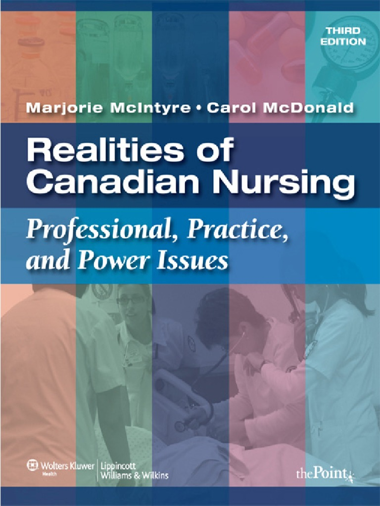Realities Of Canadian Nursing Professional Practice And Power Electric Motor Control Fundamentals 3rd Edition By R L Mcintyre Issues2010 Cd Ethnicity Race Gender