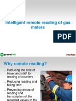 GreenSCADA-For Gas Meter Readings