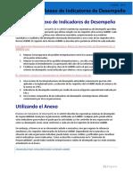 Performance Indicator Annex_Spanish.pdf