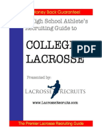 A High School Athlete's Recruiting Guide to College Lacrosse (1)