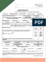 Fl 0024 Tuv Certificate New