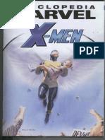 Enciclopedia Marvel X-Men