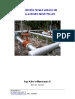 Distribución de Gas Metano