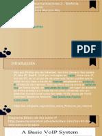 Introducción Telecomunicaciones 3 y Proyecto