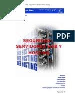 Seguridad en servidores web y hosting